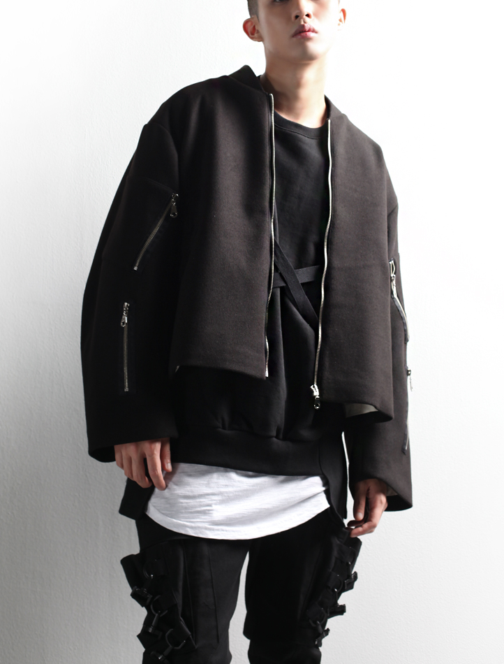 OUTER > DN.릴리자켓